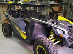 ДВЕРИ ДЛЯ КВАДРОЦИКЛОВ BRP CAN AM MAVERICK X3